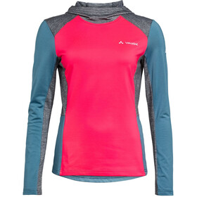 VAUDE Qimsa Longsleeve T-shirt Dames, vibrant pink